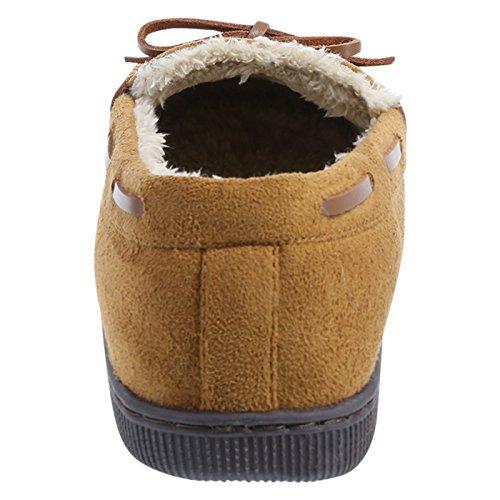 Pantofole Da Passeggio Da Uomo Charles Moc Slipper Warm Tan