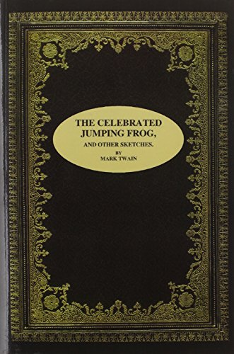the celebrated jumping frog of calaveras county essay questions