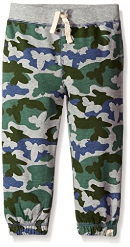 Burt's Bees Baby Boy's French Terry Camo Pants - Multi - 6-9 Months