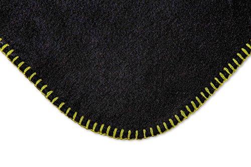 JPI Batman Emblem Super Soft Luxury Fleece Throw Blanket with Sewn edge  100% Polyester Fiber 9dd304d55