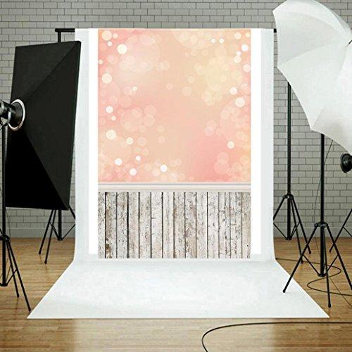 YJYdada Lover Dreamlike Glitter Haloes Photography Background Studio Props Backdrop (90cmX150cm)(D) Photo #3