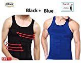 2pc Mens Slim Body Shaper Compression Undershirt - Best Reviews Guide