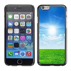 Cubierta de la caja de protección la piel dura para el Apple iPhone 6PLUS (5.7) - The Blue Owl