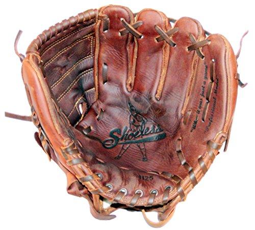 Diamond Ready Baseball Gloves Shoeless Joe Players Series 11 1/4'' Closed Web Glove (Right Hand Throw) - Diamond Baseball Gloves