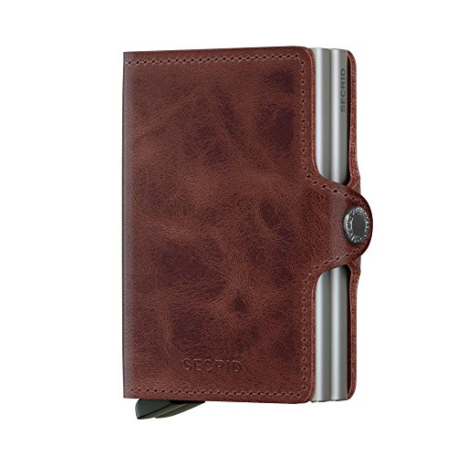 Secrid Twin wallet leather