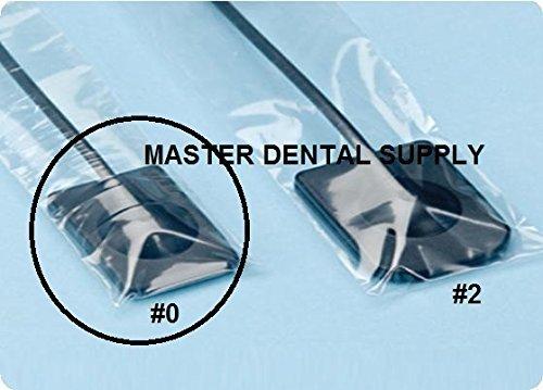 Dental X-Ray Digital Sensor Sleeves Cover #0 1 3/8