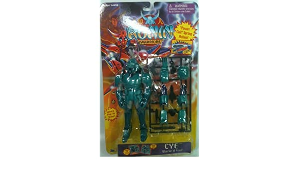 Amazon.com: Ronin Warriors Cyc Warrior of trust by Ronin ...