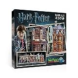 Wrebbit Harry Potter Diagon Alley 3D Puzzle 450 pcs