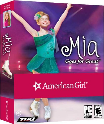 American Girl: Mia Goes for Great - PC