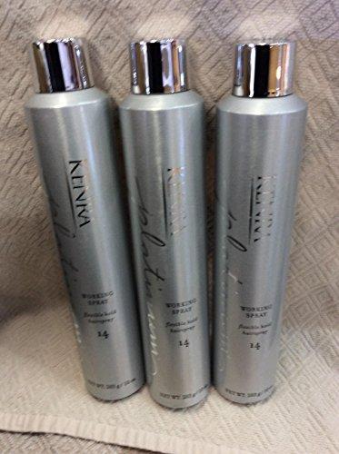 Kenra – Platinum Working Spray 10oz Lot Of 3