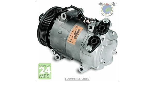 CKF Compresor Aire Acondicionado SIDAT Ford Focus C-Max Diesel: Amazon.es: Coche y moto