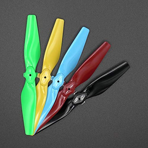 MAS Upgrade Propellers for DJI SPARK in Green - x4 in Set