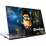 Tamatina Laptop Skins 15.6 inch - Minions - Harry Potter - Funny Skin - HD Quality - Dell-Lenovo-Acer-HP