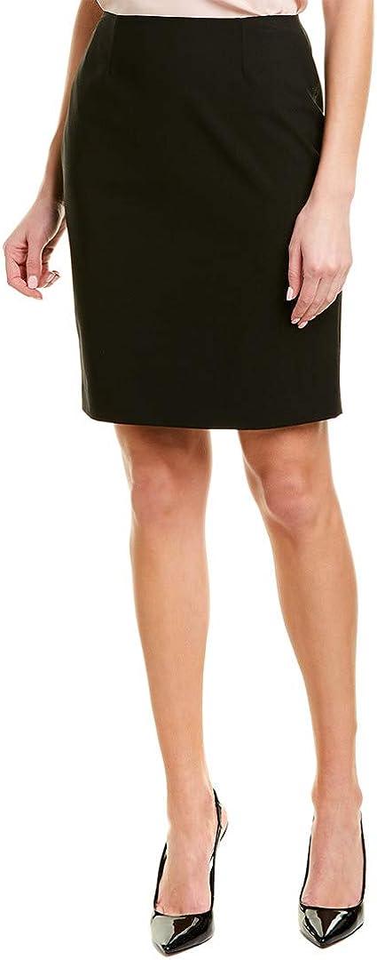 Elie Tahari Chicago Mall Women's Bennet Pencil Skirt Wool Denver Mall Seasonless