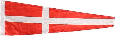 sharprepublic Código Internacional De Banderas De Señales Navales Marítimas: Náutica/Barco/Barco/Buque - 5: Amazon.es: Deportes y aire libre