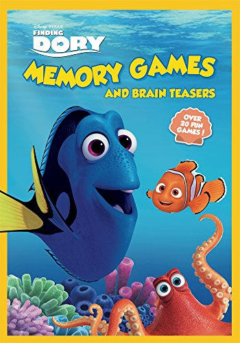 Finding Dory Memory Games -