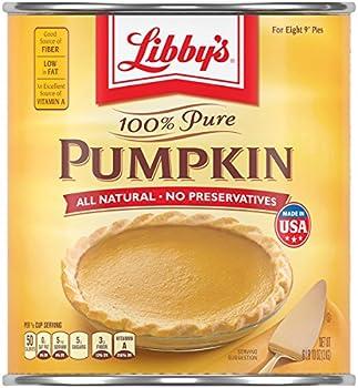 Libby's Canned Pumpkin, 106 Ounce