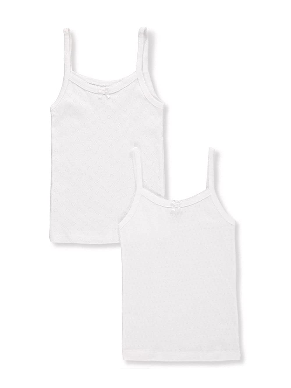 Marilyn Taylor Girls' 2-Pack Camis