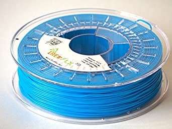 TreeFLX 3D TPU Premium European 3D Printer Filament, 750g Spool,-1.75mm- Sapphire Blue Dimensional Accuracy +/- 0.03 mm