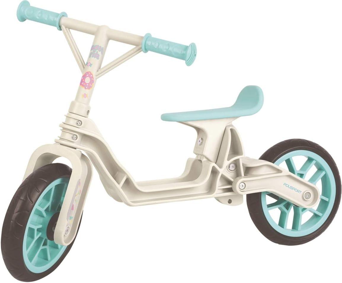 Bici Polisport Sin Pedales 2-5 Años Max25Kgs Crema
