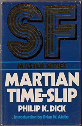book cover of Martian Time-Slip