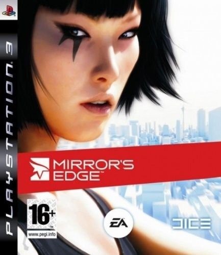 Price comparison product image PLAYSTATION 3 PS3 GAME MIRROR'S EDGE BRAND NEW SEALED