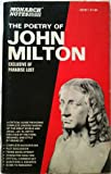 img - for The poetry of John Milton: Exclusive of Paradise lost (Monarch notes and study guides) book / textbook / text book