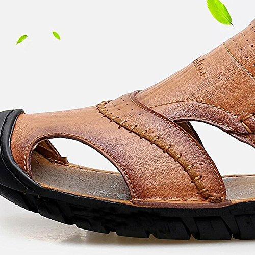 Colore dimensioni Travelr 5 T1 Summer Durable Sandali Mens T1 EU39 UK6 Beach per CJC Walking Shoes wq0FzxPaf0