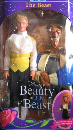 Disney Beauty and The Beast BEAST Doll -