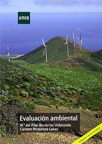 Descargar Libro Evaluación Ambiental Mª Pilar BorderÍas Uribeondo