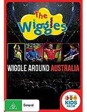 The Wiggles: Wiggle Around Australia (DVD)