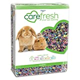 carefresh® Confetti Small pet Bedding, 50L (Pack May Vary)