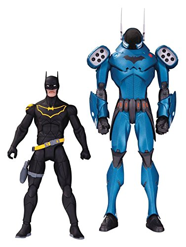 DC Collectibles Designer Series: Batman by Greg Capullo Action Figure (2 Pack)