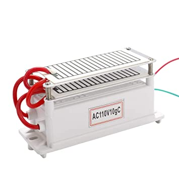 KKmoon Purificador de aire del Agua del Ozonizador de la placa del ...