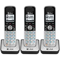 AT&T TL88002 Cordless Handset DECT 6.0 Technology 1.9GHz (3 Pack)