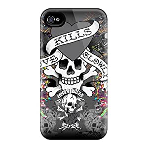Ideal ChrisArnold Cases Covers For Iphone 6(ed Hardy 6), Protective Stylish Cases