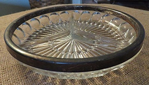 Vintage Relish Dish - 9