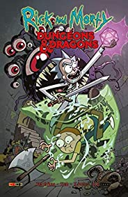 Ricky and Morty. Dungeons & Dragons