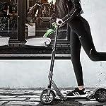 Monopattino-Non-Elettrico-Scooter-A-Pedale-Pieghevole-per-Adulti-2-Ruote-PU-Grandi-190-Mm-Scooter-per-Bambini-Altezza-Regolabile