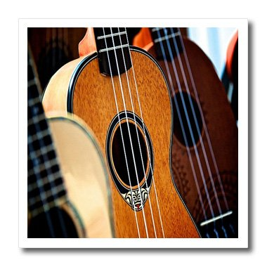 Florene - Music - Image of Close Up Of Acoustic Bass Guitar - 8x8 Iron on Heat Transfer for White Material (ht_234308_1)