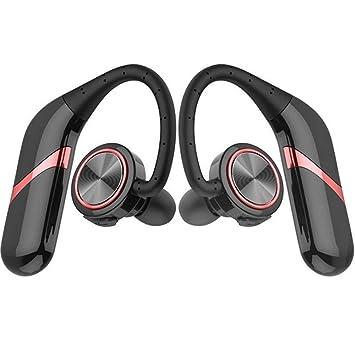 VANKER Auriculares Bluetooth Inalámbricos, Impermeables, Cascos ...