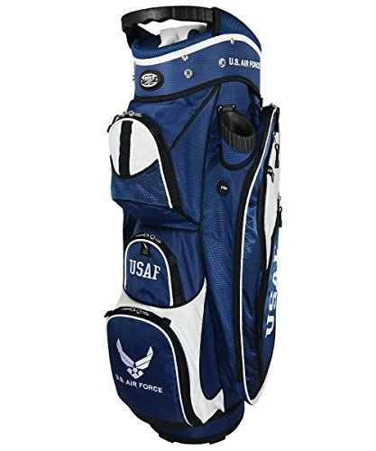 Hot-Z Golf US Military Air Force Cart Bag by Hot-Z Golf