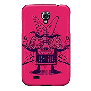 Galaxy Case - pc Case Protective For Galaxy S4- Rock On