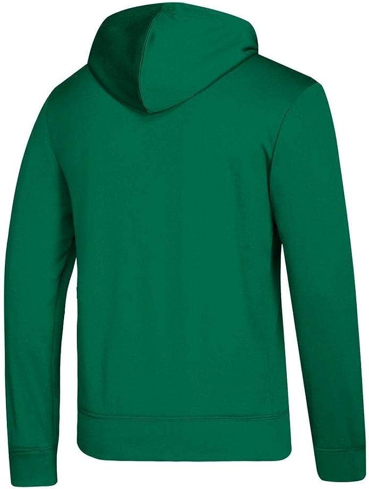 adidas Columbus Blue Jackets NHL Mens Goalie Pullover Hooded Sweatshirt
