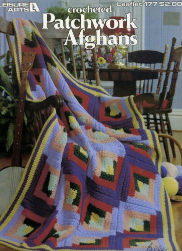 Crocheted Patchwork Afghans (Leaflet (Patchwork Crocheted)