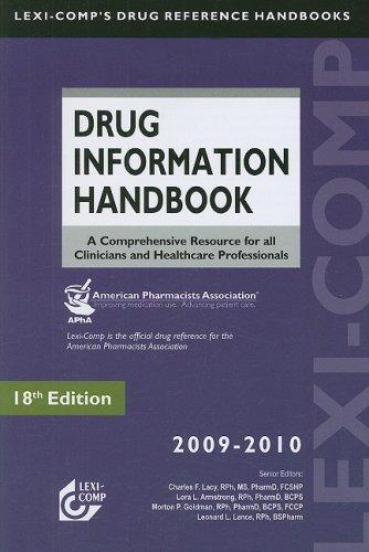 Drugs 16th of nonprescription edition pdf handbook