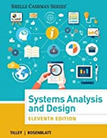 Systems Analysis and Design, 11th Edition Front Cover