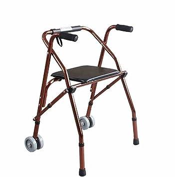 Ducha Silla andador Cuatro patas Muñeco de edad Walker Belt ...