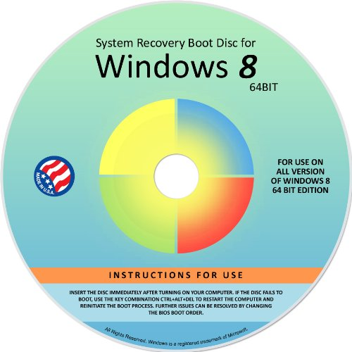how to make a system recovery disk