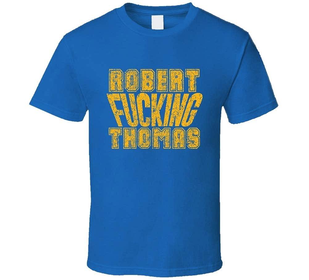 Robert Fcking Thomas St. Louis Hockey Player Sports Fan Cool T Shirt